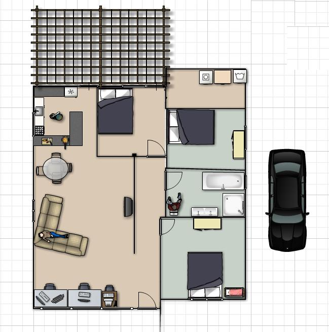 the new house layout tocpcs the elite geeks blog 40 more 1 bedroom home floor plans